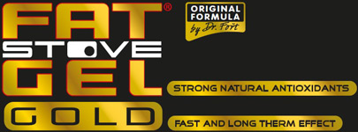 Fat Stove Gel Gold